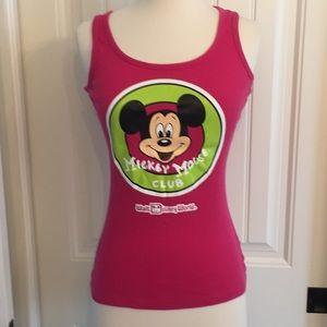 Mickey Mouse Club Disney Tank Top